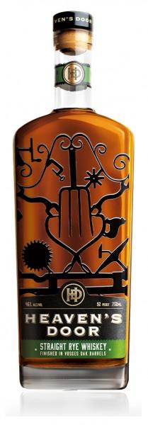 Heaven's Door Straight Rye Tennesse Whiskey
