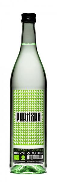 Partisan Green Vodka