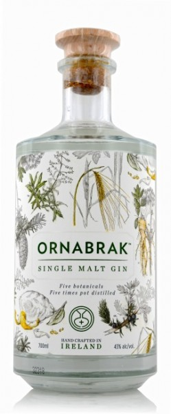 Ornabrak Single Malt Gin