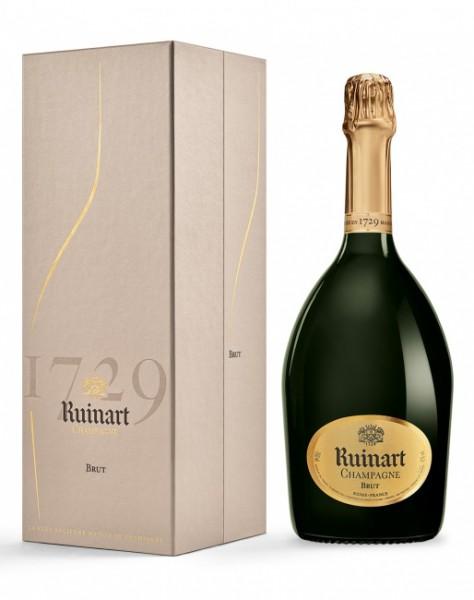 Ruinart Champagne Brut in Geschenkpackung