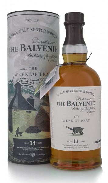 Balvenie The Week of the Peat 14 Jahre