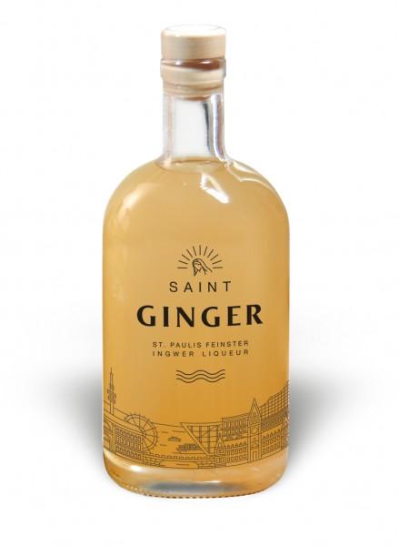 Saint Ginger Ingwer Liqueur
