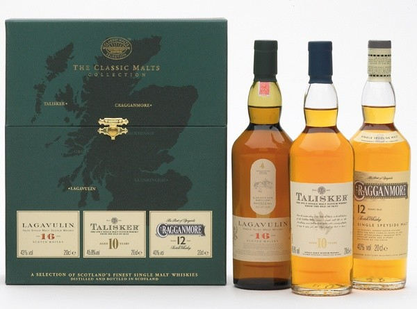 """Single Classic Malts Collection """"Strong"""" 3 x á"""
