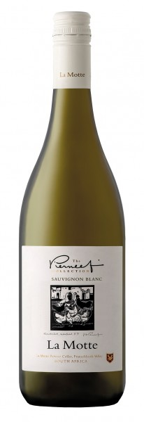 "La Motte ""The Pierneef Collection"" Sauvignon Blanc 2019"