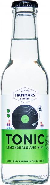 Hammars Tonic Lemongras & Mint (1 x 0,2 l)