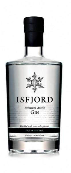 Isfjord Premium Artic Gin