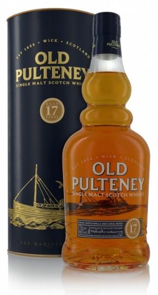 Old Pulteney 17 Jahre