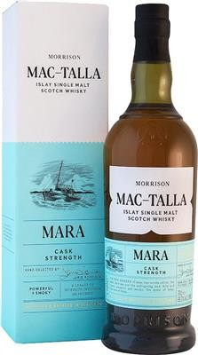 Mac-Talla Single Malt Scotch Whisky Mara Cask Strength
