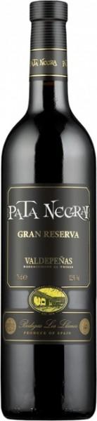 "Bodegas los Llanos ""Pata Negra"" Gran Reserva 2012"