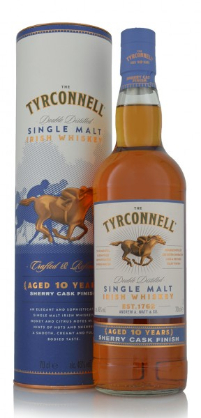 Tyrconnell 10 Jahre Sherry Cask