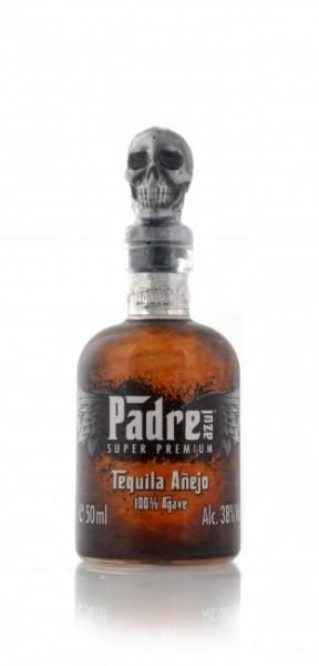 Padre Azul Tequila Añejo Miniatur