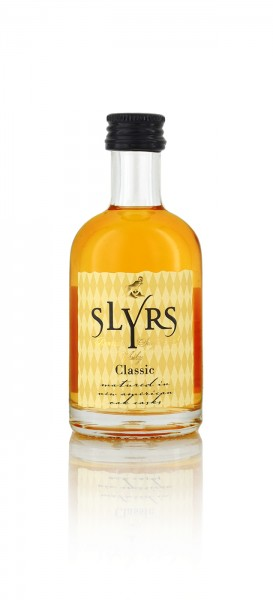 Slyrs Classic Single Malt Whisky Miniatur