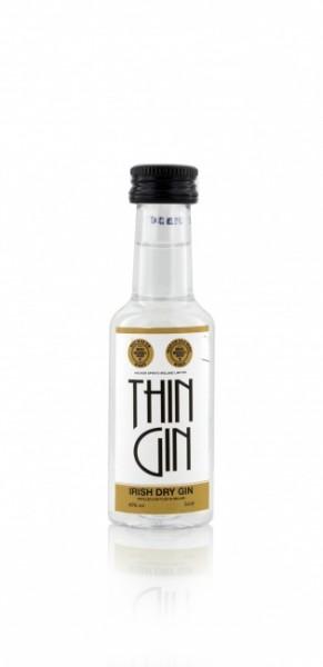 Thin Irish Dry Gin Miniatur