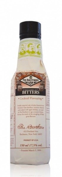 Fee Brother Whisky Barrel Aged Bitters
