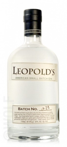 Leopold's American Small Batch Gin