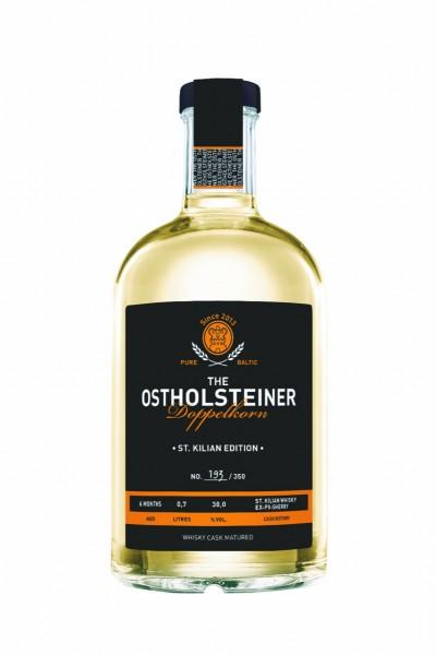The Ostholsteiner Doppelkorn St. Kilian Edition