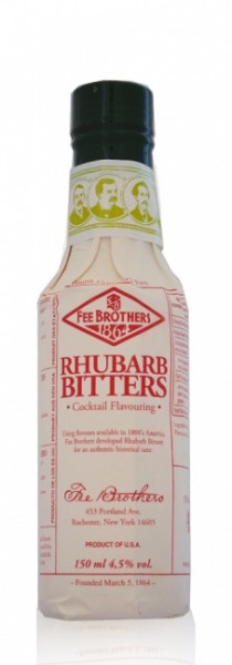 Fee Brother Rhubarb Bitters