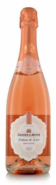 Gratien & Meyer Cuvée Rosé Diadem Crémant de Loire