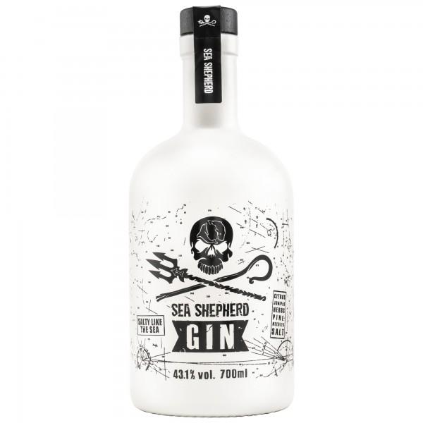 """Sea Shepherd """"Salty like the Sea"""" Gin"""
