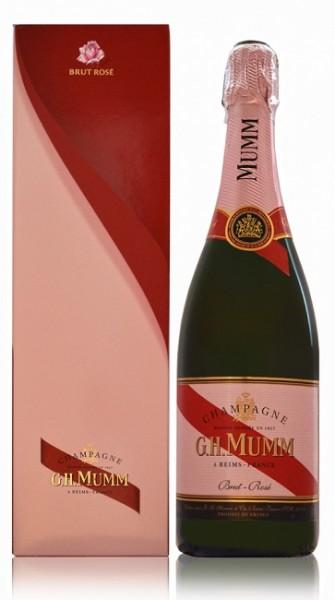 Mumm Champagne Brut Cordon Rouge Rosé