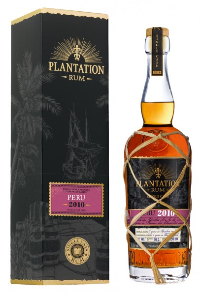 Plantation Peru 2010 Pineau Cask
