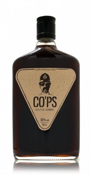 COPS Kaffee-Kolanuss Likör