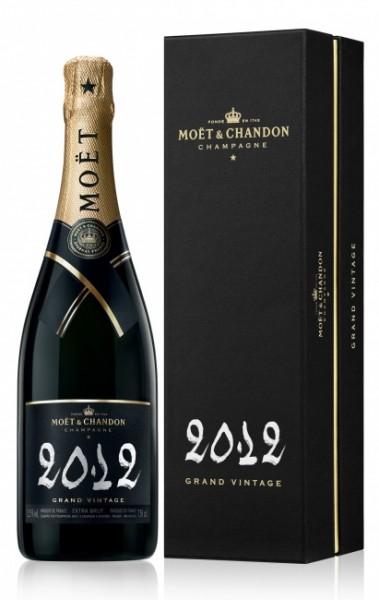 Moet & Chandon Grand Vintage Brut 2012