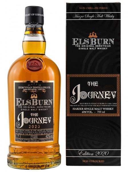 Els Burn The Journey Harzer Single Malt Whisky