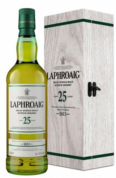Laphroaig 25 Jahre Cask Strength