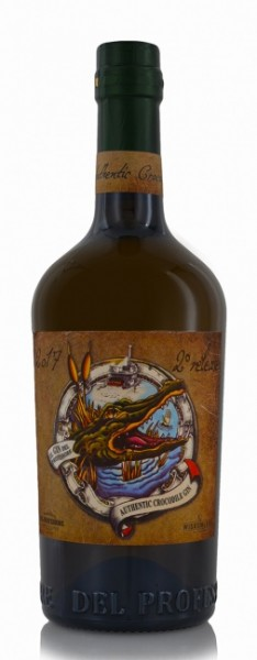 "Jerry Thomas Gin del Professore ""Crocodile"""