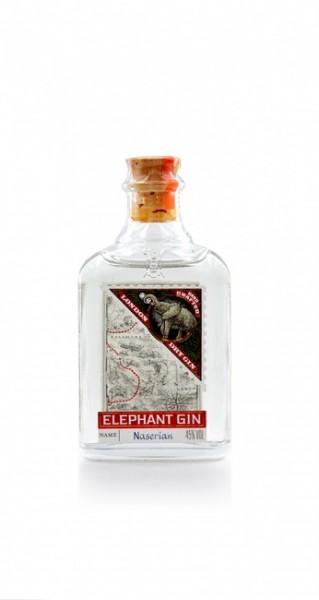 Elephant London Dry Gin Miniatur