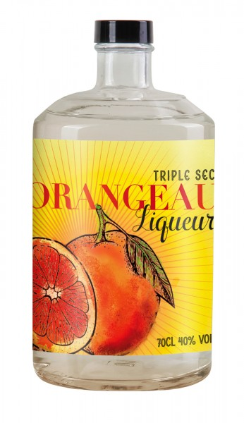 Orangeau Liqueur d´Oranges Sauguines