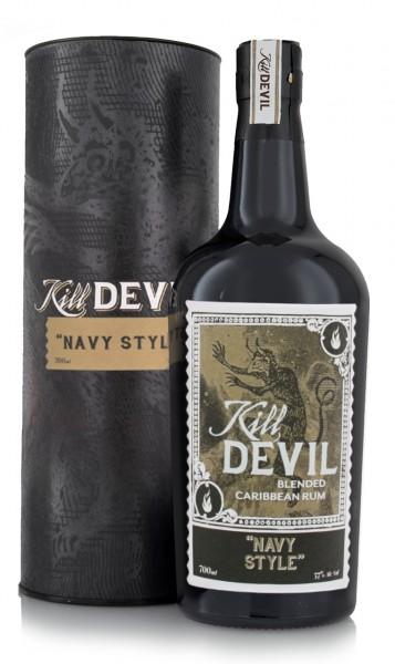 Kill Devil Blended Caribbean & Guyana Navy Style