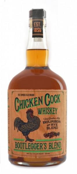 Chicken Cock Bootlegger's Bourbon Rye Blend
