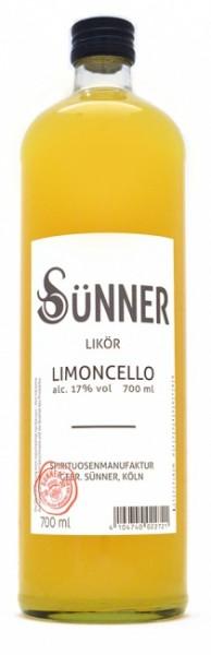 Sünner Limoncello
