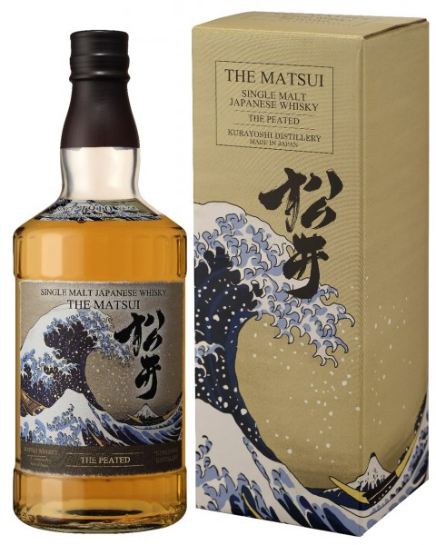 Matsui Single Malt The Peated
