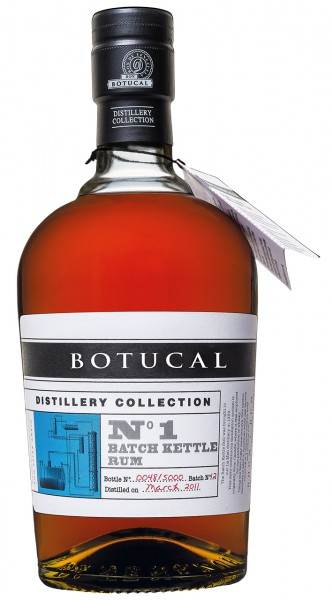 Botucal TDC No 1 Batch Kettle
