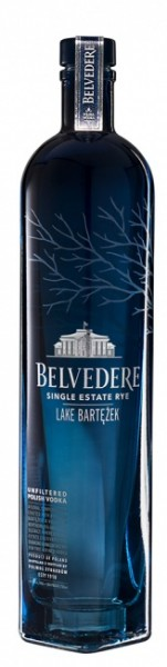 "Belvedere ""Lake Bartezek"" Single Estate Rye Vodka"