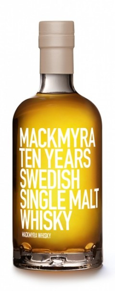 Mackmyra 10 Years Swedish Single Malt Whisky