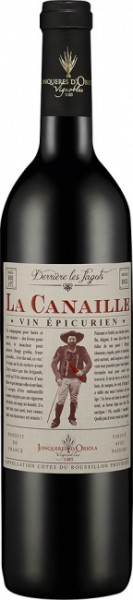 La Canaille Côtes du Roussillon 2016