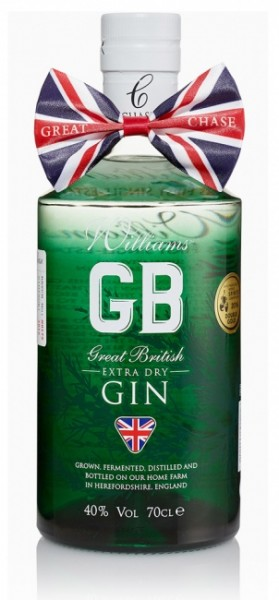 Williams Chase Great British Extra Dry Gin