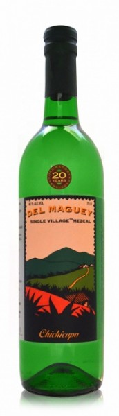Del Maguey Single Village Mezcal Chichicapa