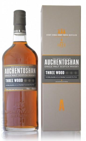 Auchentoshan 3 Wood