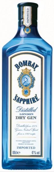 Bombay Sapphire 47 % Dry Gin