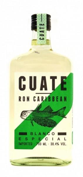 Cuate 01 Ron Caribbean Blanco Especial