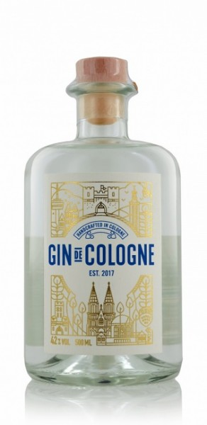 Gin de Cologne Handcrafted London Dry Gin
