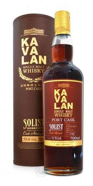 Kavalan Port Wine Cask