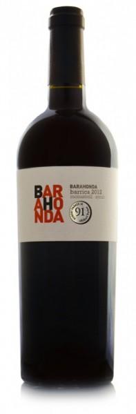 Barahonda Tinto Barrica 2016