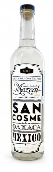 San Cosme Mescal Oaxaca