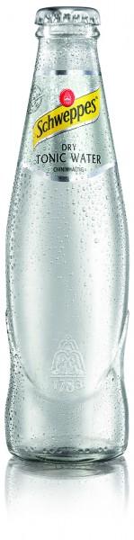 Schweppes Dry Tonic (1 x 0,2l)